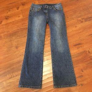 INC Rhinestone Jeans Size 2P